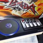 beatmaniaIIDX専用コントローラをACボタン化&発光改造