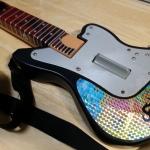 ACギターフリークスコントローラーの分解