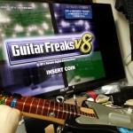 【オウチマニア】 Guitar Freaks V8